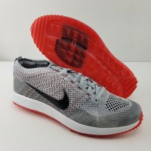 Nike Flyknit Racer G GOLF Shoes MSRP $175